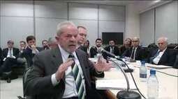 Moro afirma que havia contradição quando Lula condenou o esquema do Mensalão em 2005