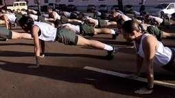 Conheça a 1ª turma de mulheres da escola preparatória de cadetes do Exército em Campinas