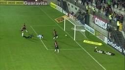 Os gols de Brasil-RS 1 x 1 Londrina pela 2ª rodada da Série B do Brasileirão