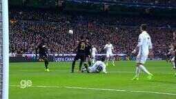 Top 10 Golaços na Liga dos Campeões da Uefa: Casemiro (Real Madrid)
