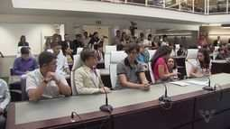 Projeto Câmara Jovem leva estudantes ao legislativo