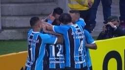 Os gols de Grêmio 3 x 1 Fluminense pelas oitavas de final da Copa do Brasil