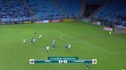 Comentarista vê mudança de Renato como chave para virada do Grêmio sobre o Fluminense