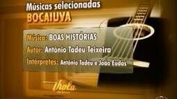 Primeira etapa do Festival Viola dos Gerais acontece em Bocaiúva