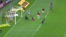 Os gols de Internacional 1 x 1 ABC pela série B do Campeonato Brasileiro