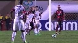 Melhores momentos de Atlético-GO 0 x 3 Flamengo pela 2ª rodada do Campeonato Brasileiro
