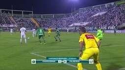 Vilaron crê que faltou entrosamento ao Palmeiras contra a Chapecoense