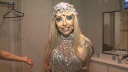 Luiza Possi comenta sua participação como Lady Gaga no Show dos Famosos