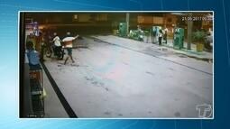 Fim de semana é marcado por assaltos à postos de gasolina em Santarém