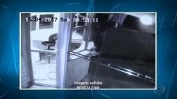 Homem é preso em Belo Horizonte suspeito de escalar prédios para assaltar