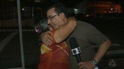 JPB fala sobre a importância do abraço