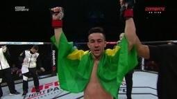 Confira os perfis de Pedro Munhoz e Damian Stasiak que se enfrentam no UFC Suécia
