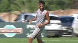 Sai Sornoza, volta Scarpa: Fluminense já se prepara para enfrentar o Vasco no Brasileiro