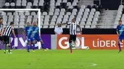 Bruno Silva, do Botafogo, encobre Aranha e faz a pintura nacional da rodada