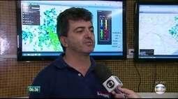 Quinta-feira amanhece chuvosa no Grande Recife e Zona da Mata de Pernambuco
