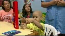 Festa beneficente arrecada fundos para tratamento de crianças com câncer no Recife
