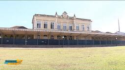 Estação da Saudade será restaurada e volta a ser ocupada pela comunidade em Ponta Grossa