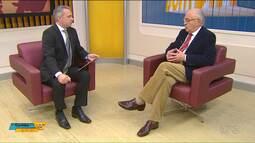 Consultor Bernt Entchev comenta sobre espaços de trabalho compartilhado
