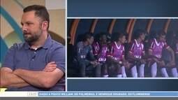 Comentaristas falam sobre a situação de Vinicius Júnior no Flamengo