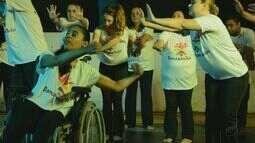 Projeto 'Dança para todos' usa arte como caminho para inclusão em Leme, SP