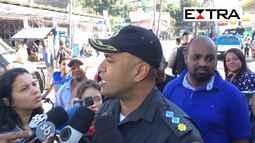 Central do Brasil tem operação da PM em conjunto com a Secretaria de Ordem Pública
