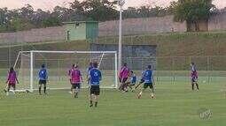 Ponte Preta encerra intertemporada em itu e embarca para Belo Horizonte para próximo jogo