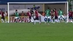 Os gols de Goiás 1 x 1 Brasil de Pelotas pela 3ª rodada do Campeonato Brasileiro Série B