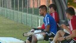 Ponte Preta está à procura de centroavante, mas Kleina mantém base contra Atlético