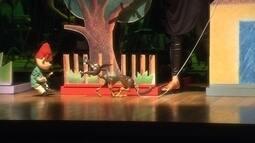 Orquestra Jovem de Inhotim é um dos personagens do espetáculo Pedro e o Lobo