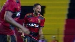 Os gols de Sport 4 x 3 Grêmio pela terceira rodada do Campeonato Brasileiro