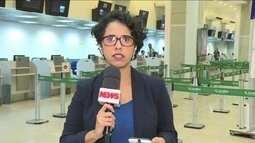 Aeroporto Santos Dumont é reaberto depois de mais de oito horas fechado
