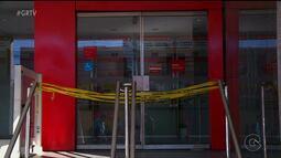 Criminosos usam maçarico para arrombar cofre de banco em Petrolina