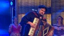 Luciano Maia abre o 'Galpão Crioulo' na Fenadoce (bloco 1)