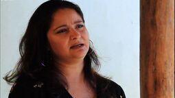 Café com tapioca conversa com a cantora `soprano` Tatiana Vanderlei de Figueiredo