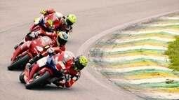 Motovelocidade nacional: confira os bastidores da competição