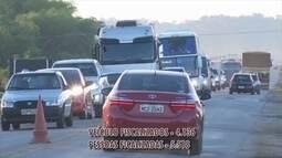 Veja balanço da Operação Corpus Christi feito pela PRF em Rondônia