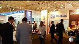 Confira o 2º dia da feira Brasil Offshore em Macaé, no RJ