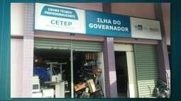 Unidade da Faetec da Ilha do Governador é desalojada