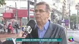 Seminário promovido pela Defensoria Pública vai discutir Direitos Humanos