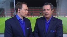 Lino exalta Guerrero e Diego em análise da goleada do Flamengo sobre a Chapecoense