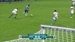 Jader e Edinho analisam vitória do Grêmio sobre o Coxa