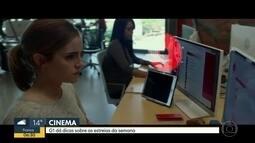 """Emma Watson e Tom Hanks estrelam filme """"O círculo"""""""