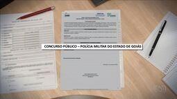 Concurso da PM em Goiás lista gravidez como doença