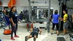 No 'Quadro Eu Atleta', educador físico fala sobre os limites nos treinamentos