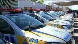 Governo entrega novas viaturas para a Polícia Militar em Araguaína