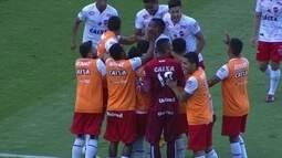 Os gols de Goiás 0 x 2 Vila Nova pela 10ª rodada da Série B do Brasileirão