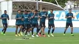 Entre desfalques e retornos, o Botafogo se prepara para enfrentar o Avaí