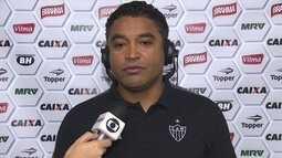 Roger Machado fala da opção de usar time b do Atlético-MG diante da Chapecoense