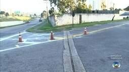 Marginal da Via Anhanguera passa a ter mão única de direção em Jundiaí