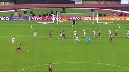 Nenê, Wendel, Lucca, Fred e Rossetto disputam o gol mais bonito do fim de semana